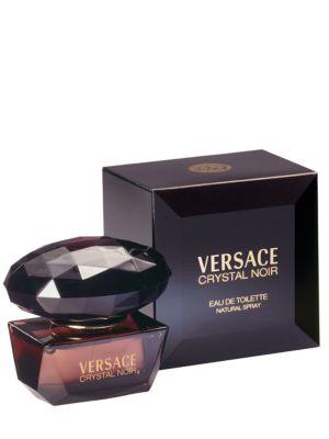 Crystal Noir Eau de Toilette Spray Versace