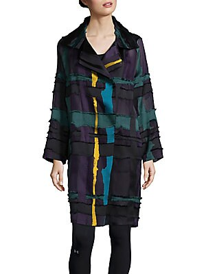 Alessio Multicolor Coat