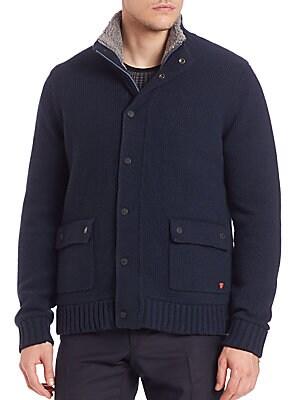 Faux Lamb Shearling Jacket