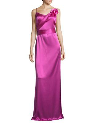 Lanvin Floor-Length Gown
