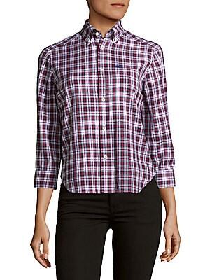 Camicia Cotton Button-Down Shirt