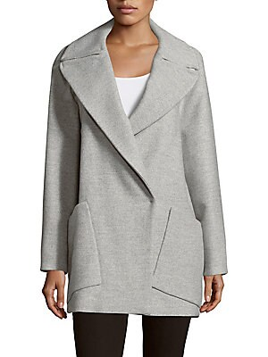 Alina Notch Lapel Coat