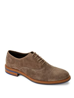 Roomeo Leather Lace-Up Oxfords Bruno Magli
