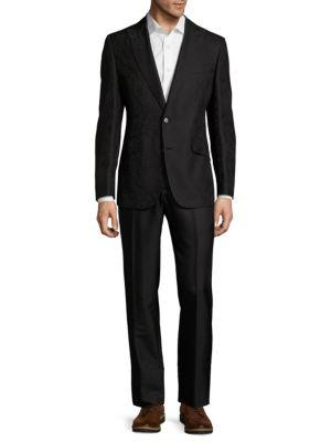 Floral Tuxedo Suit Robert Graham