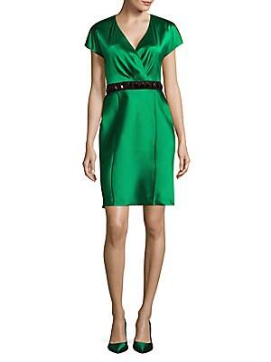 Fonda Wrap Dress
