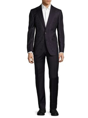 Peak Lapel Tuxedo Suit Robert Graham