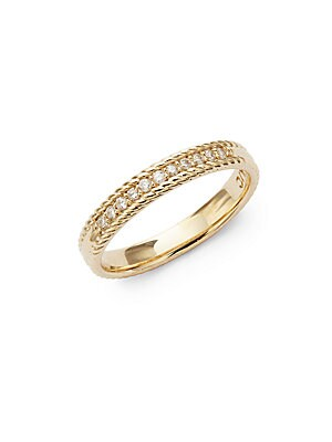 Click here for Srack 14K White Diamond and 14K Gold Ring prices