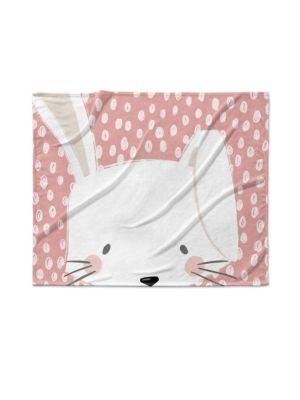 Bunny Fleece Blanket KAVKA