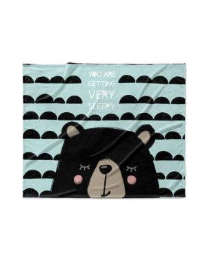 Bear Fleece Blanket KAVKA