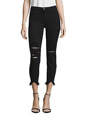 Audrey Mid-Rise Jeans