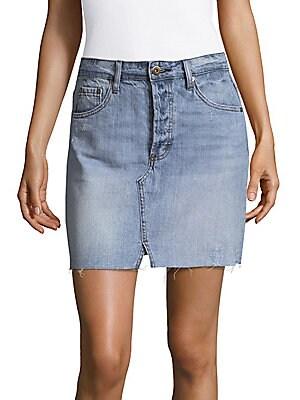 Lolita Cotton Mini Skirt
