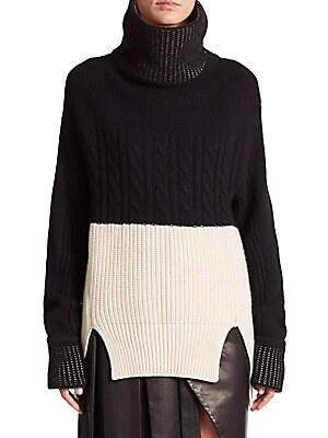 Nepalese Cashmere Turtleneck Sweater