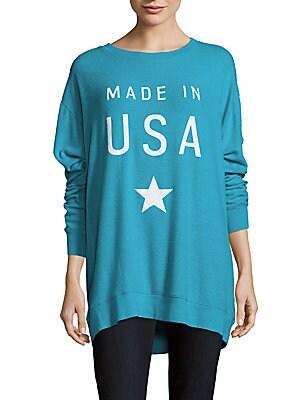 Printed Long-Sleeve Shirt