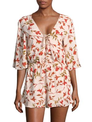 Epiphany Printed Romper Lovers   Friends