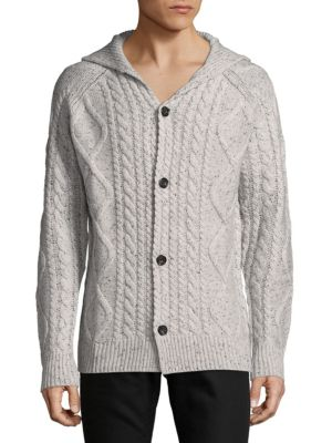 Chunky Cable Sweater Saks Fifth Avenue