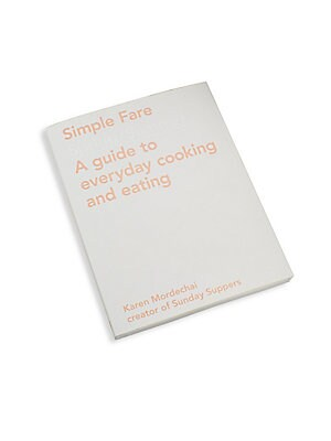 abrams books simple fare a guide to everyday cooking eating