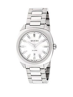 Stainless Steel Analog Bracelet Watch