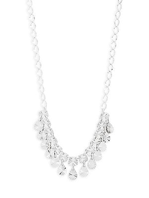 Click here for 14K White Gold Chain Necklace prices