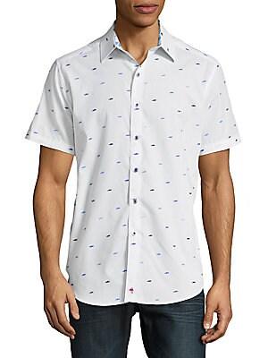 Billie Jean Cotton Shirt