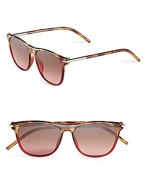 marc jacobs female 51mm square sunglasses