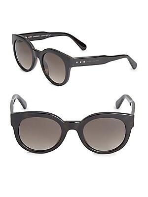 marc jacobs female 51mm wayfarer sunglasses