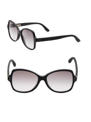 56MM Gradient Sunglasses