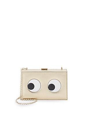 Imperial Eyes Crossbody Bag
