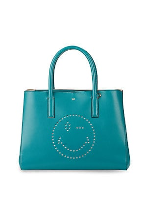 Ebury Smiley Leather Handbag