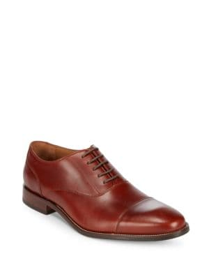 Williams Leather Oxfords Cole Haan