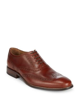 Williams Oxford Leather Shoes Cole Haan