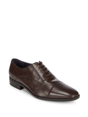 Martino Leather Oxfords Cole Haan