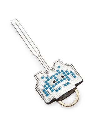 Space Invader Key Fob Anya Hindmarch