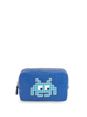 Zip Make Up Pouch Anya Hindmarch