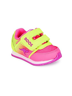Baby's Ombre Grip-Tape Sneakers
