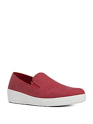 Superskate Canvas Loafers