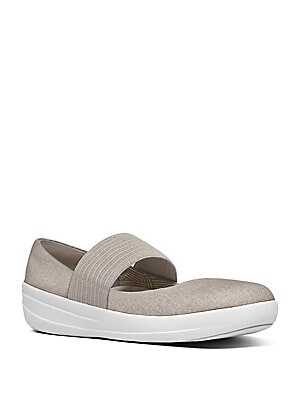 Round Toe Canvas Sneakers