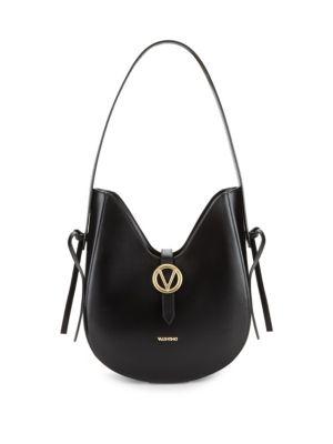 Anny Leather Saddle Bag Valentino by Mario Valentino