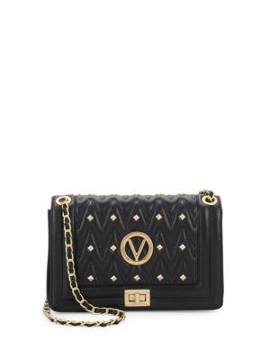 Alice Studded Leather Crossbody Bag Valentino by Mario Valentino