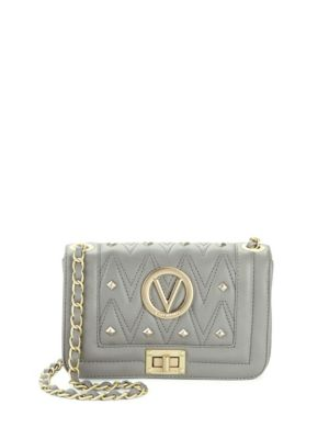 Leather Crossbody Bag Valentino by Mario Valentino