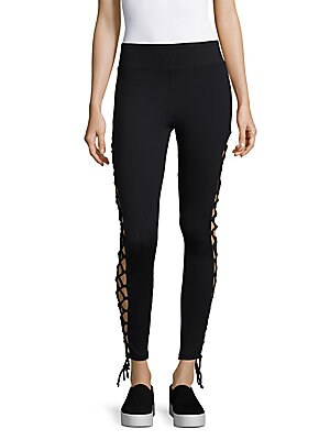 Barby Cut-Out Stretchable Leggings