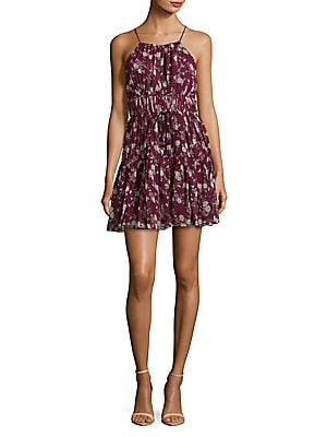 Meadowland Floral Dress