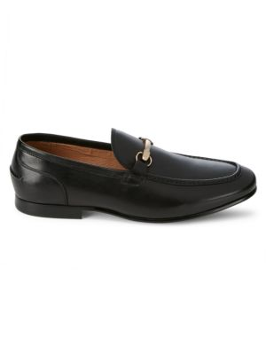 Firenze Leather Loafers Saks Fifth Avenue