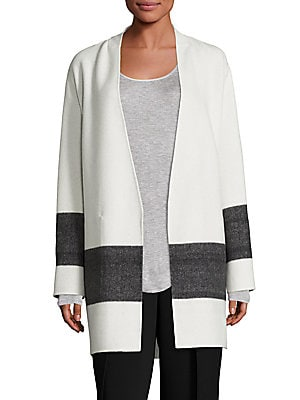 Elgin Reversible Blanket Coat