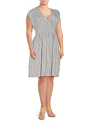 Vita Striped Dress