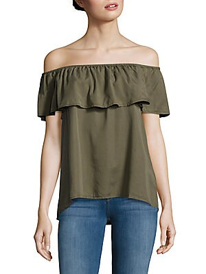 Misha Off Shoulder Top
