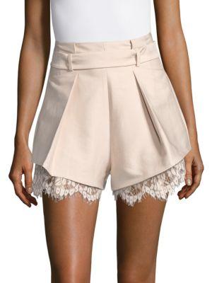 Adorn Lace Shorts Keepsake