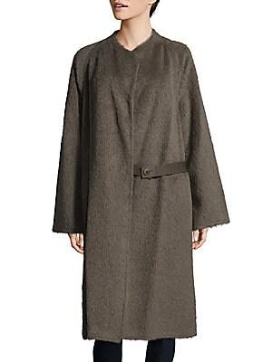 Shaggy Long Coat