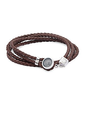 Click here for Braided Leather Bracelet prices