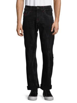 34e2e8660ab TRUE RELIGION Flap-Pocket Straight Jeans