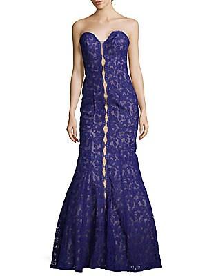 Sweetheart Mermaid Gown